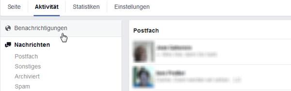 facebook-aktivitaeten