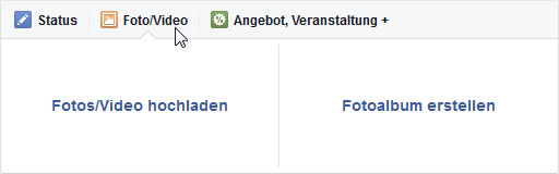 facebook-foto-video-teilen